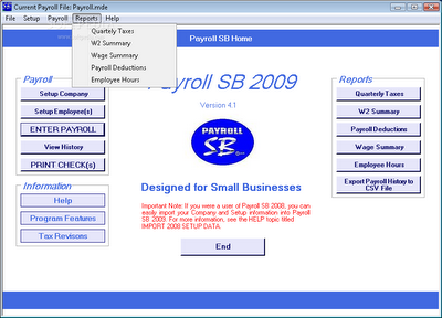 Payroll SB | payroll software programs