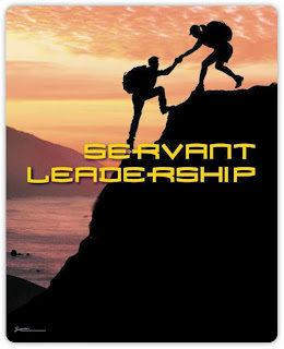 Servant leader example