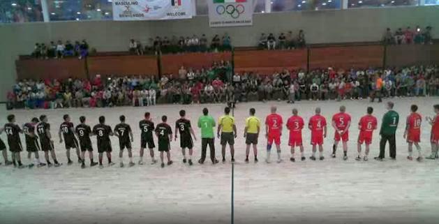 Groenladia derrota a MEX y clasifica a Uruguay 2014 | Mundo Handball