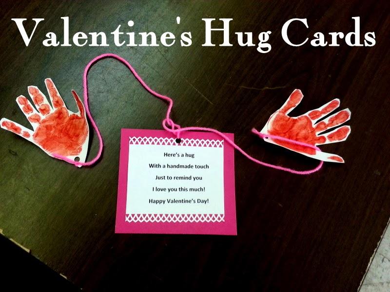 hand print crafts for kids, hug crafts for kids