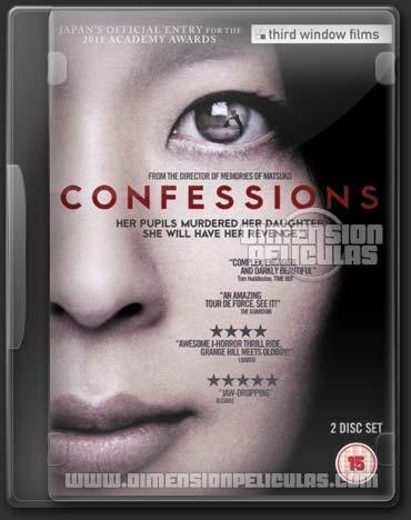 Confessions (BRRip HD Japones Subtitulado) (2010)