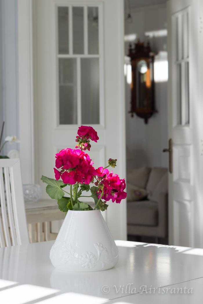 kaunis koti, valkoinen sisustus, vanha talo, veranta
