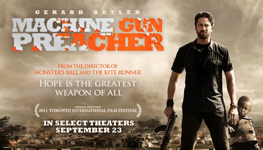 Machine Gun preacher 2011 - hong sung cong ly
