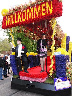 Bloemencorso Bollenstreek, el Festival de la Flores