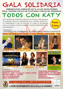 "Gala solidaria ""Todos con Katy"""