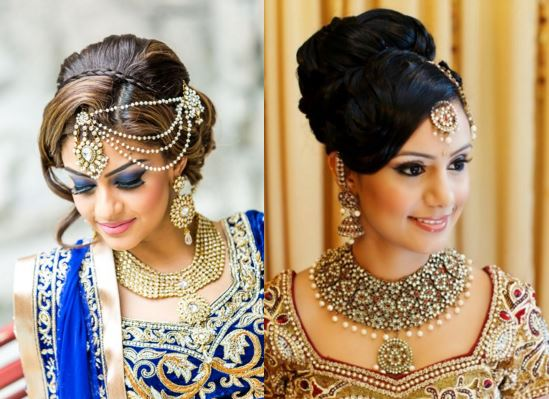 Mehndi Hairstyles With Tikka : Hair accessories to flaunt this wedding season bling sparkle