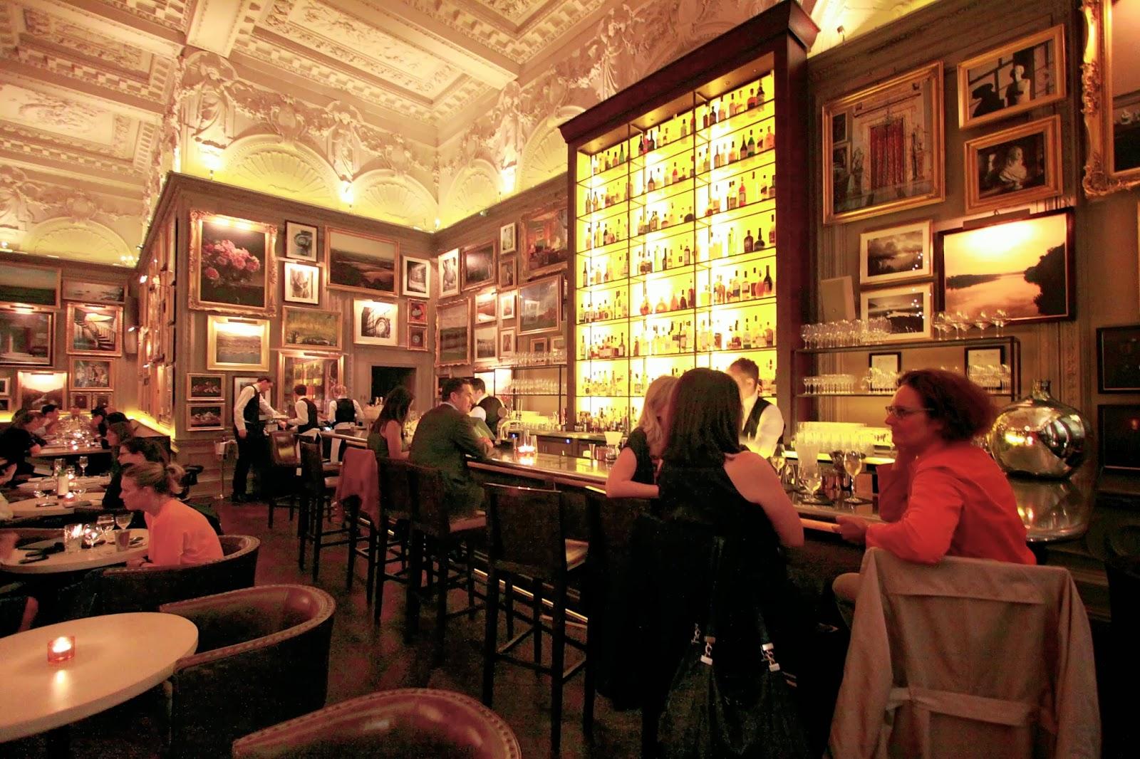 The London Foodie: London Restaurant Reviews - Berners Tavern