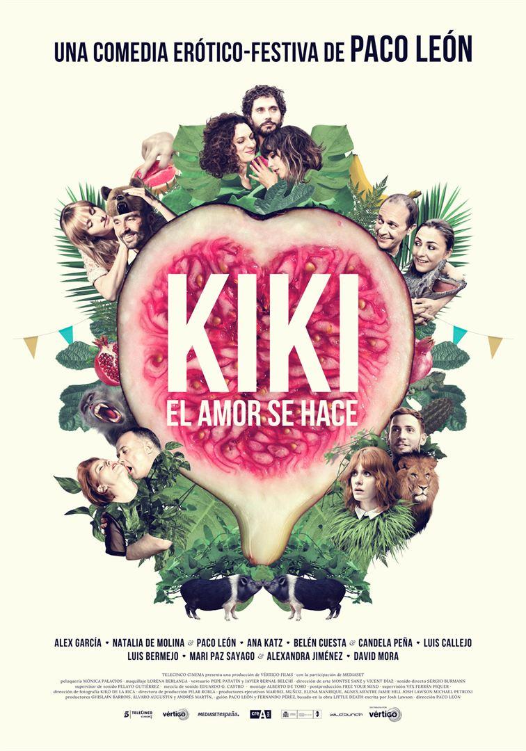 Crítica Kiki, el amor se hace