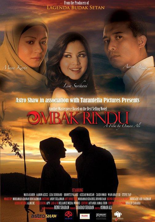 Ombak Rindu (Melayu) lawan Twilight (Mat Salleh)