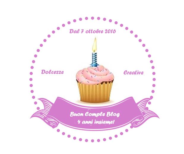 comple blog! fino al 30 Ottobre