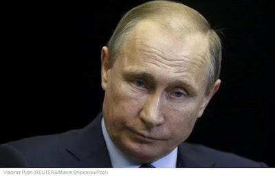 Putin Sebut Penembakan Pesawat Rusia Oleh Turki Tindakan Kriminal