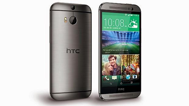 Harga HTC One M8 Eye