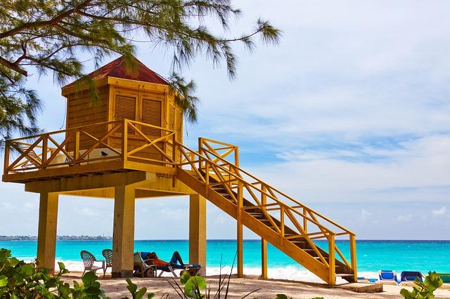 Módulos de jardín en otros países - Casa de playa