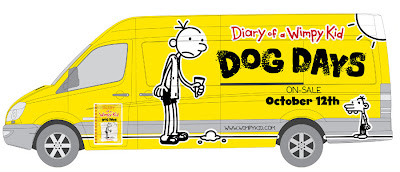 Diary to Wimpy Kid
