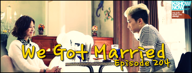 Korean Entertainment: We got married EP 204 [Eng Sub ...
