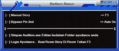 Cheat Ayodance Manual Story v.6096 By Darkness Dancer