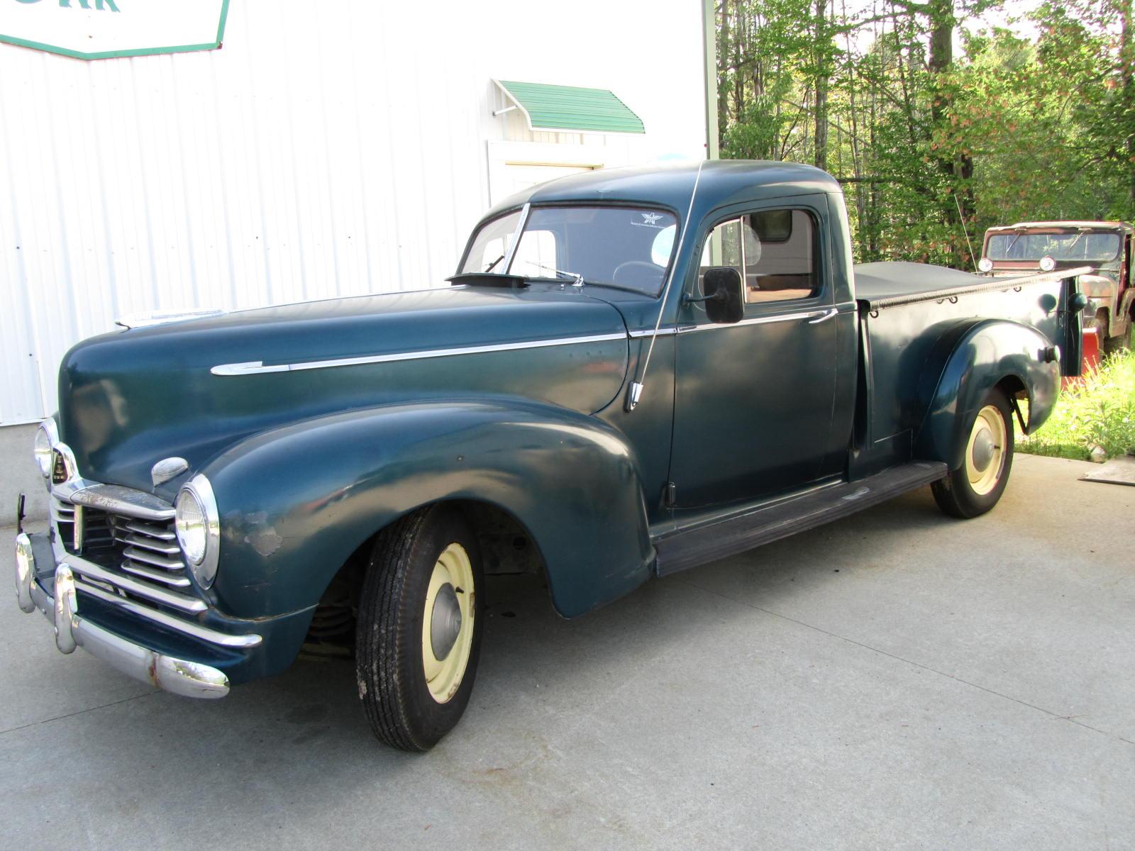 Autoliterate 1946 hudson pickup