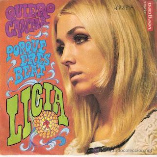 Licia - Porque eres Beat - Quiero Cantar