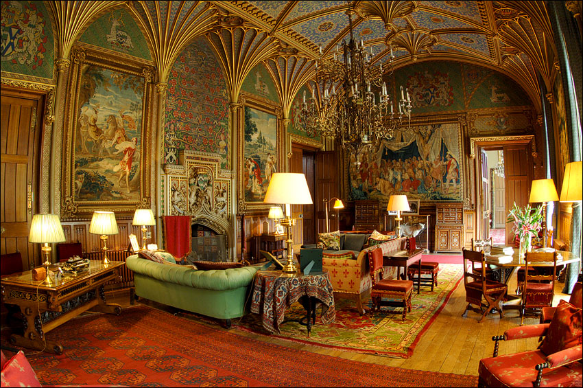 The history notes place to visit eastnor castle uk - Les classiques du design ...