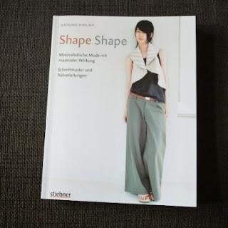 Natsuno Hiraiwa: Shape Shape
