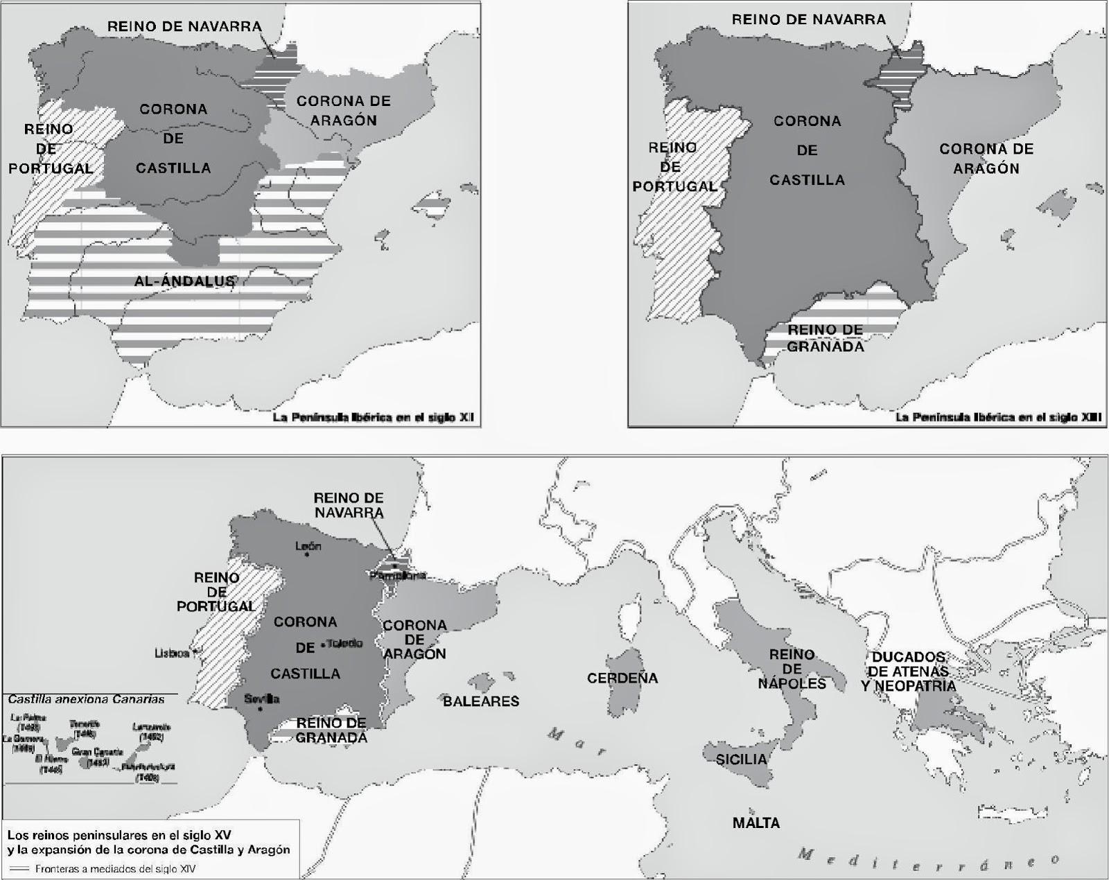 Los Reinos Cristianos 2o Eso de Los Reinos Cristianos