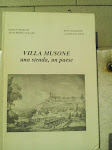 Volume dedicato a Villa Musone