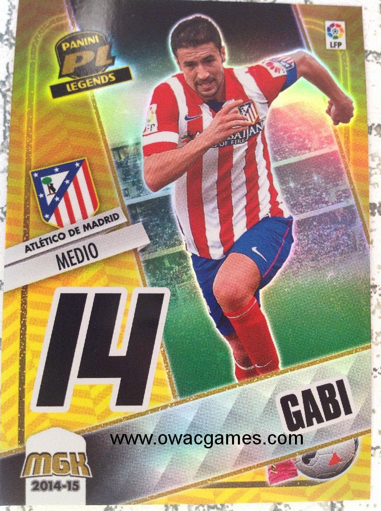 Gabi Legends