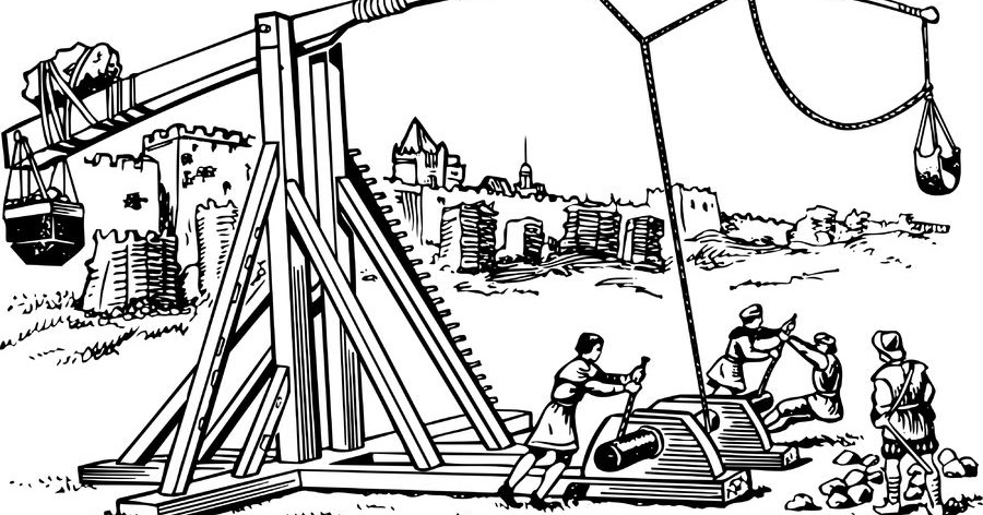 CatapultTypes further Top Armes Moyen Age Medieval Castagne Purineur as well Appendix page 19 in addition Appendix page 13 further Roman Catapult Ballista Trabucco. on medieval siege catapult