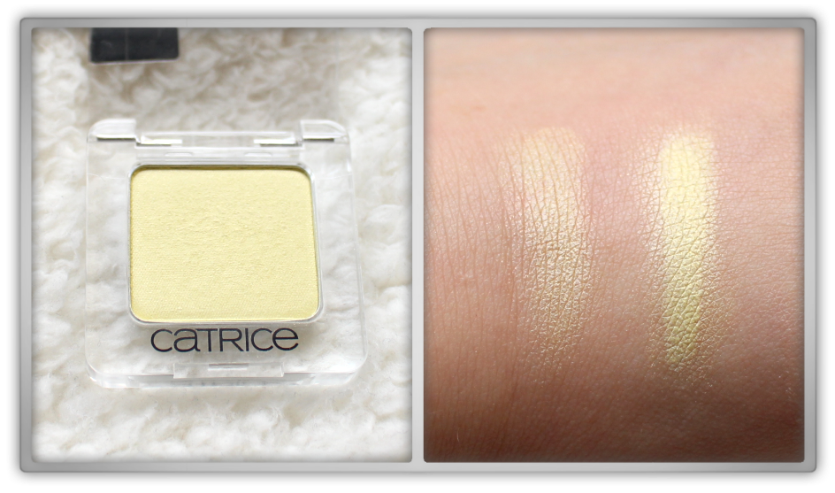 Catrice Nude Purism Pure Shimmer Highlighter limited edition march 2015 haul review absolute eye colour 770 smoothie operator