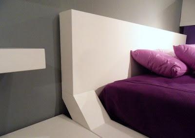 Estilo moderno deco dormitorios - Lamparas para leer en la cama ...