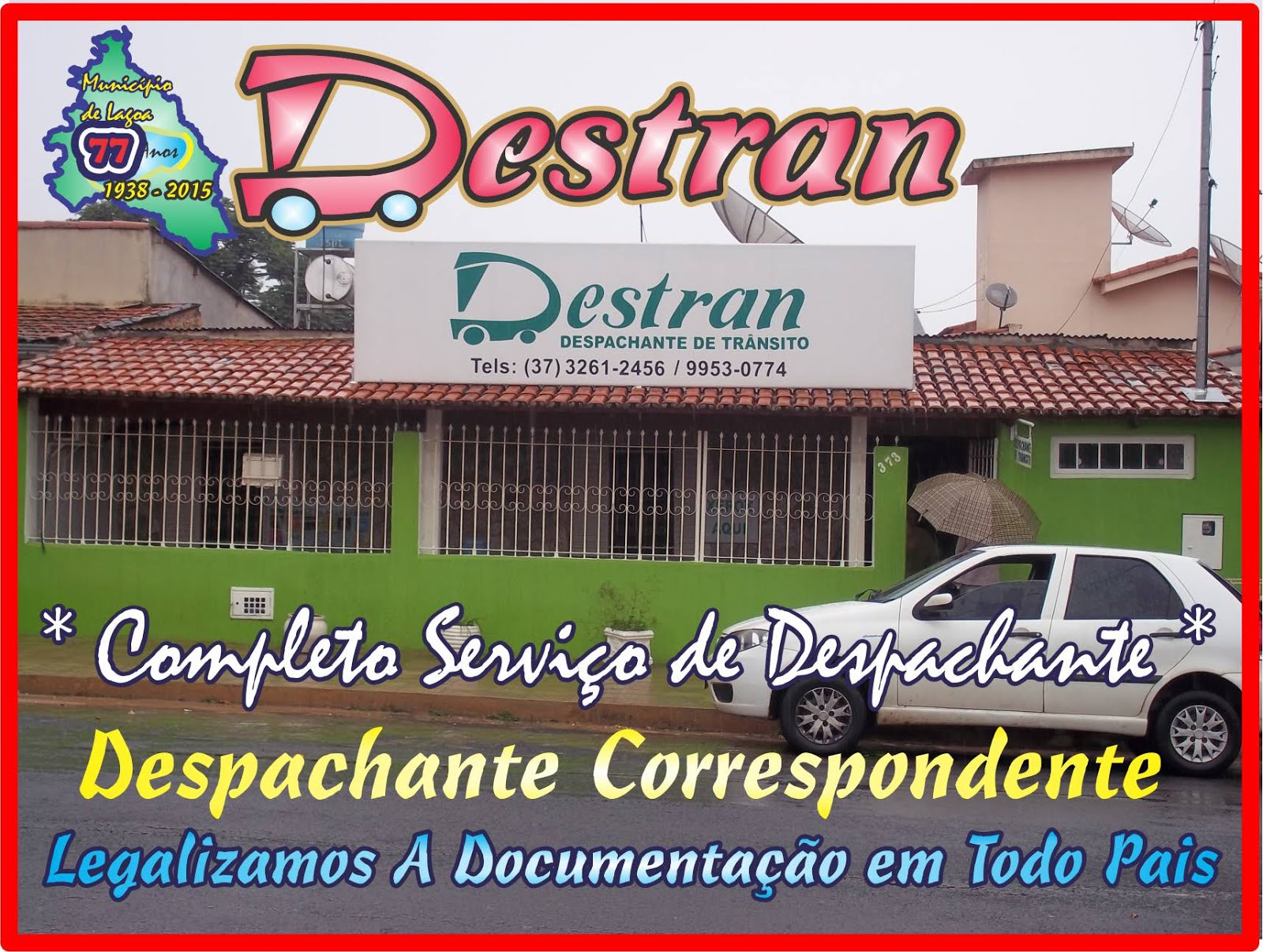 Destran - Despachante Correspondente de Transito