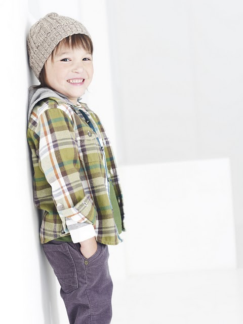 Mothercare Kids Fashion 2011/2012