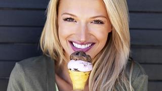 Contra el mal humor la solución es el helado