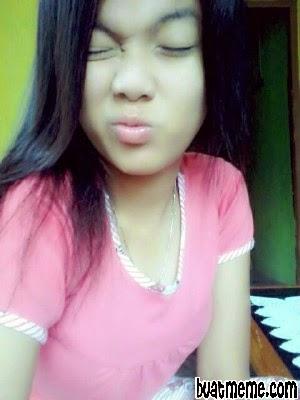 Cabe cabean foto Selfie Bikin Sange