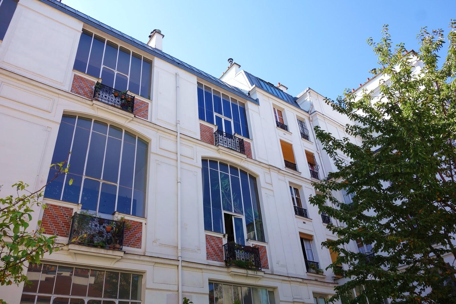 Villa Paul Verlaine Paris