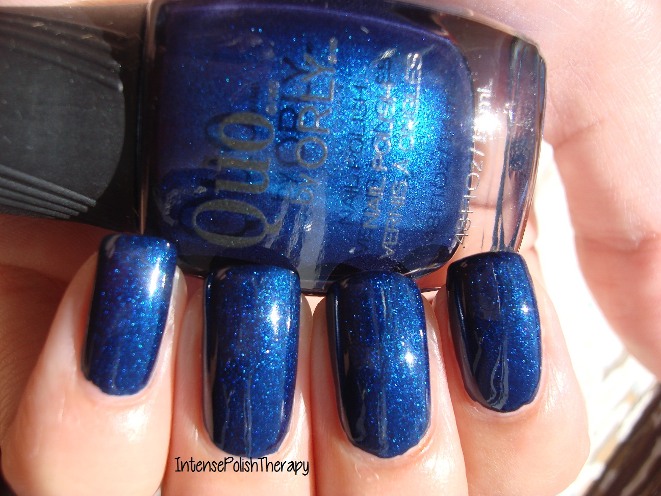 Quo by Orly - Blue Shadow