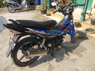 wts jual honda sonic 125 rs super cbu thailand bandung