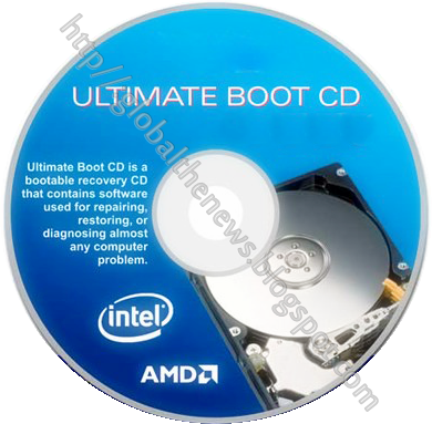 free ultimate boot cd for windows download