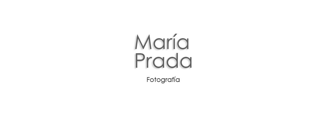 Maria Prada Fotografia