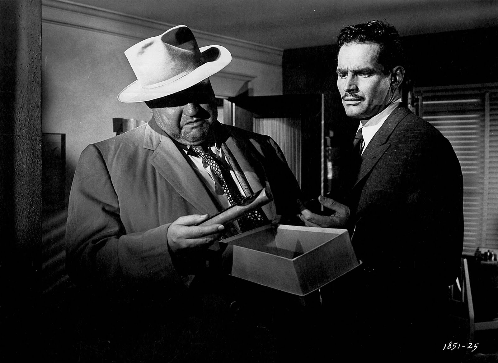 "... Faustus -- Blogged by a Nosey Fiend): Orson Welles: ""Touch of Evil"