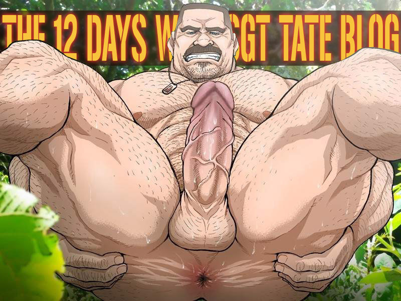This site is about the Gay Erotic story 12 Days with Sgt Tate, ...