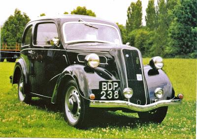 1939 Ford 7Y 8HP