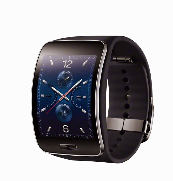 Samsung Gear S Smartwatch Coming to AT&T, Sprint, T-Mobile and Verizon
