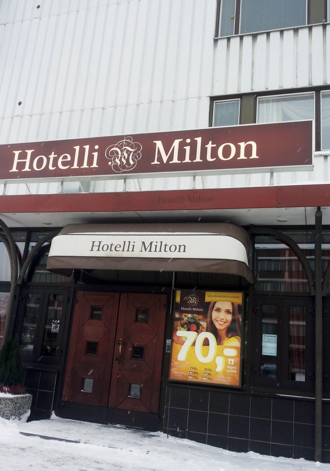 hotelli milton jyväskylä