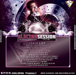 DJ SKILLZ - ELECTRO SESSION - 01