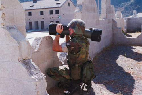 Sistem rudal anti tank Predator