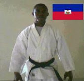 Sensei Richard Lareus Pierre