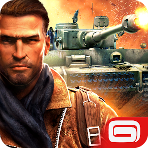 Brothers in Arms 3 v1.3.3a [MOD] - andromodx