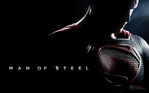 Man Of Steel 2013 Movie cover Movie : The Man Of Steel   Superman [2013]