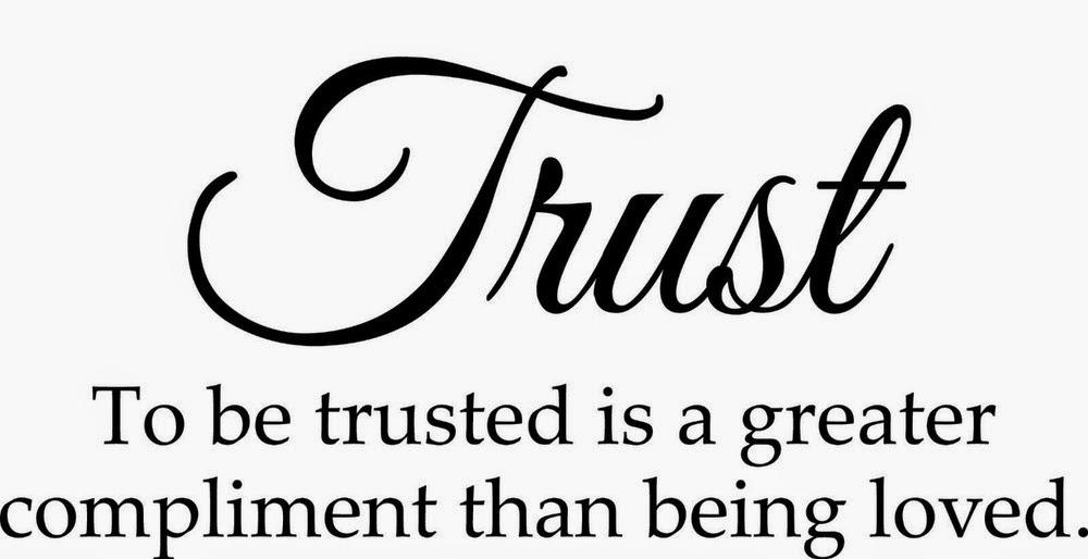 Trust quotes for promotion